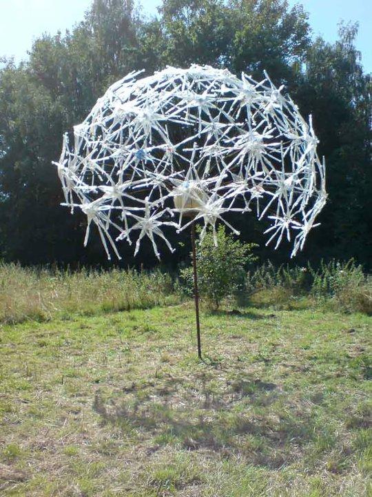 Wenn Träume den Himmel berühren ( Höhe 4 m - Durchmesser 3 m )