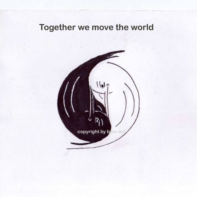 Together we move the world
