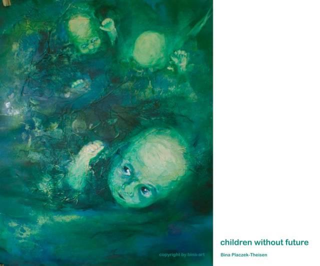 Kinder ohne Zukunft ( aus Binas Unterwassergeschichten )