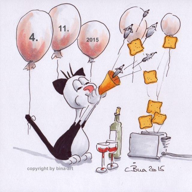 Törööööööhhhhhh Tonto, Rotwein und Mäuse auf Toast -  ISBN 978-3-7380-4329-7